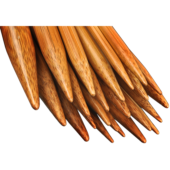5 Inch Bamboo Interchangeable Knitting Needle Tips