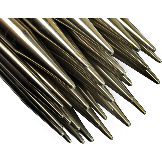 5 Inch Stainless Steel Knitting Needle Tips