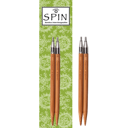 4 Inch Bamboo Interchangeable Knitting Needle Tips