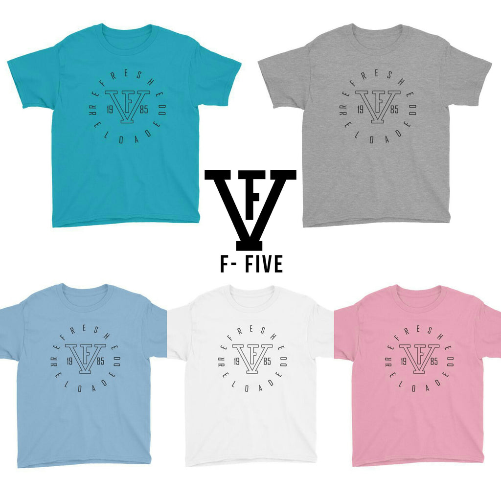 FV 1985 Graphic Tee for Youth Kids