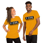 F-FIVE R&R 90's Theme Short-Sleeve T-Shirt