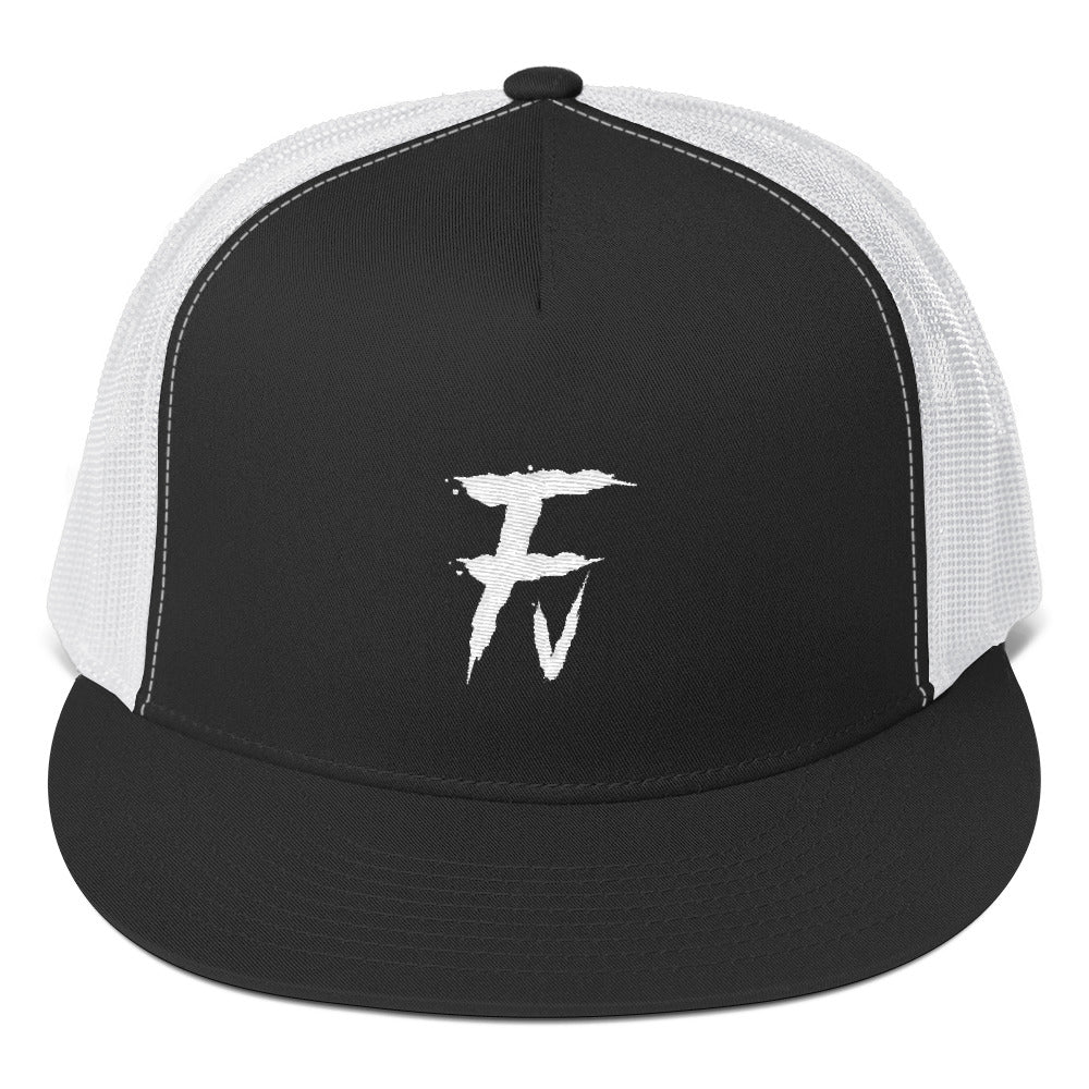 FV Painted Trucker Cap