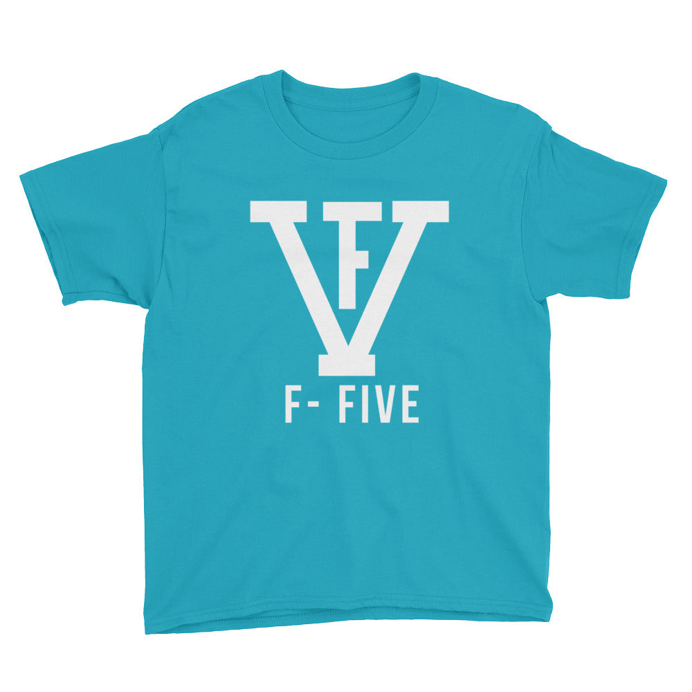 F-FIVE Logo Graphic Tee for Youth Kids