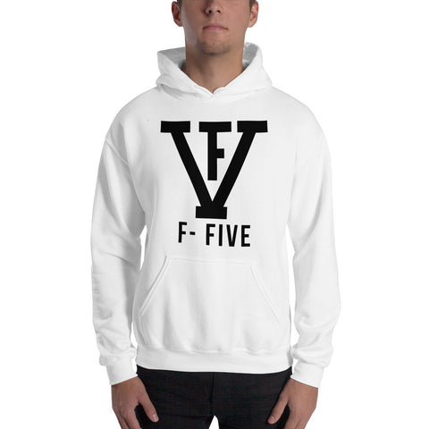 F-FIVE Logo Graphic Hooded Sweatshirts for Men and Women