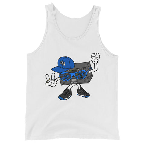 FV Boom Box Graphic Tank Top for Men