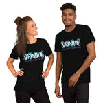 STR8 GRINDIN Short-Sleeve Unisex T-Shirt