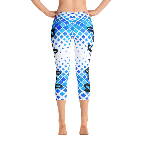 Refreshed & Reloaded Capri Leggings