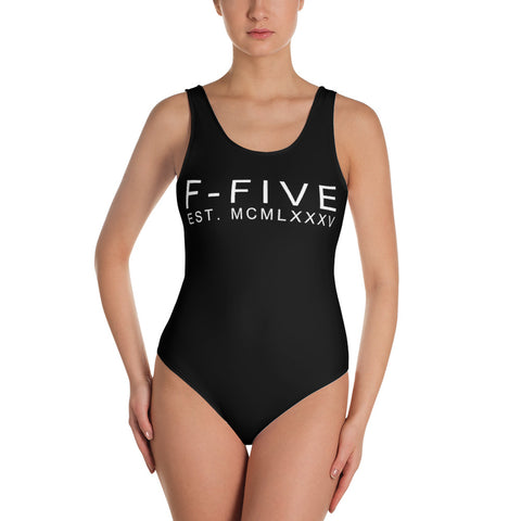 F-FIVE La Reyna One-Piece Swimsuit