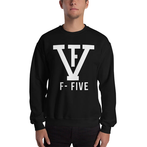 F-FIVE Logo Graphic Sweatshirts for Men and Women