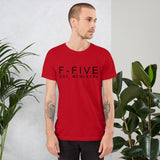 F-FIVE MCM Short-Sleeve Unisex T-Shirt