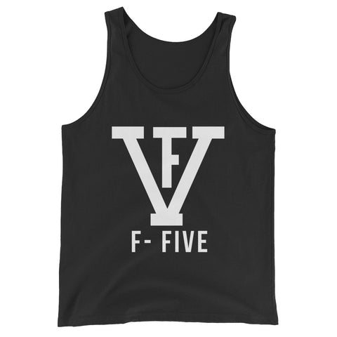 F-FIVE Logo Graphic Tank Top for Men