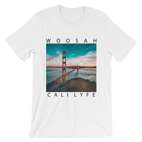 WOOSAH CALI LYFE Graphic Tee for Men