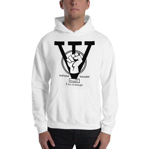 FV POWER HAND Hooded Sweatshirt