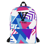 F-FIVE Multi Color Backpack
