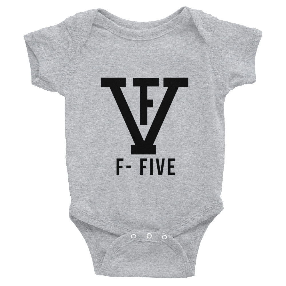 F-FIVE Logo Graphic Bodysuit for Infants