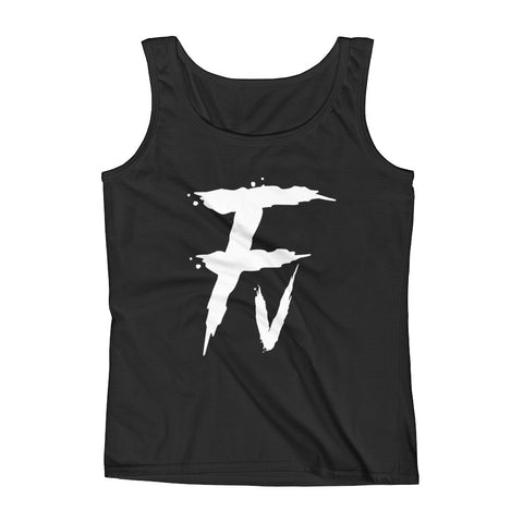 Fv Painted Graphic Tank Top for Women