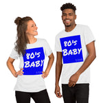 80's Baby Short-Sleeve T-Shirt