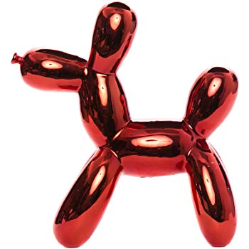 Red Balloon Dog Bank