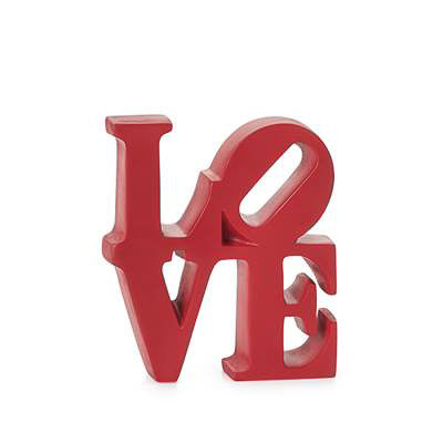 Word Art Decor - Love