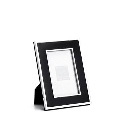 Inset Black Panel Frame - 4x6