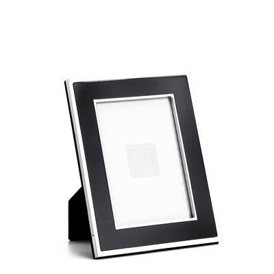 Inset Black Panel Frame - 5x7