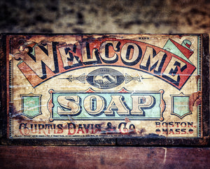 Welcome Soap