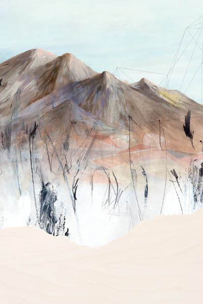 DESERTED MOUNTAIN I