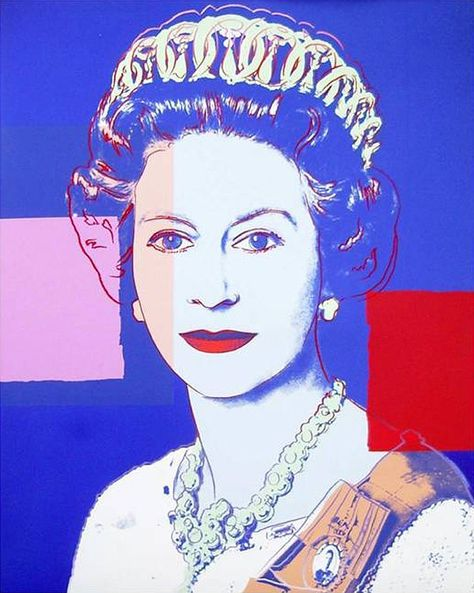 Reigning Queens: Queen Elizabeth II of the United Kingdom, 1985 (Blue)