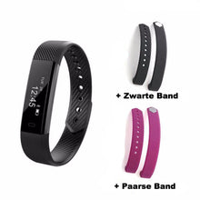 Activity Tracker + 2 Extra Polsbandjes
