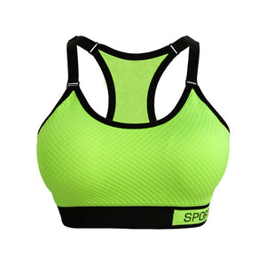 Crop top - Groen