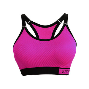 Crop top - Roze