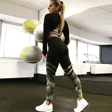 Athleisure Camouflage Sportlegging