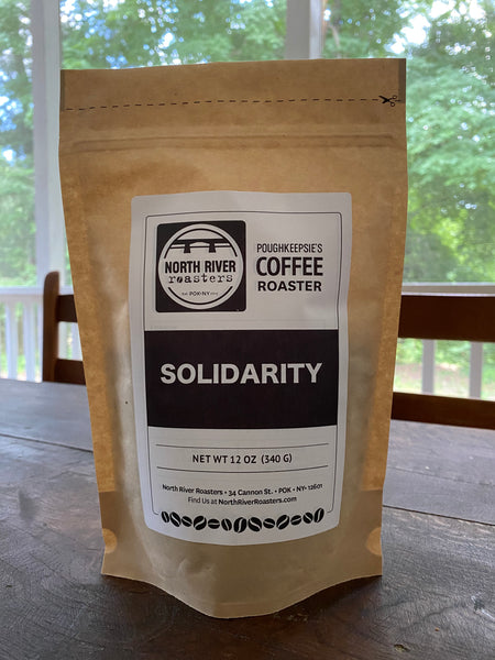 CSCR This Week: Solidarity Blend