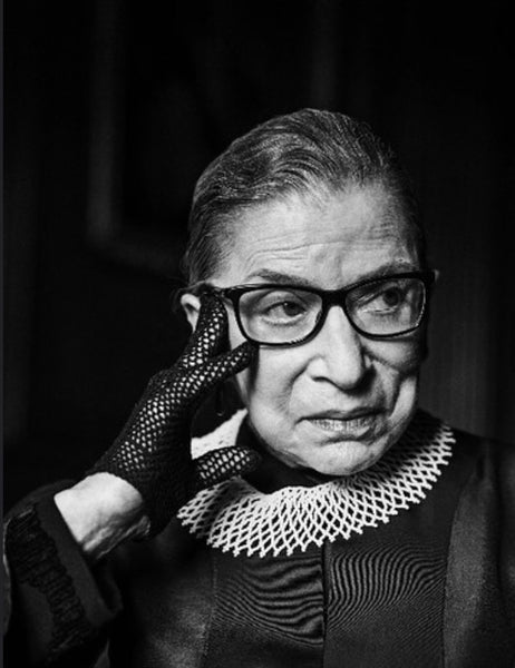 CSCR This Week: We Honor RBG