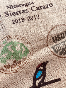 Direct Trade, SMBC Bird Friendly® and Volcanic* Grown El Pozo Nicaragua - 12 ounce bag