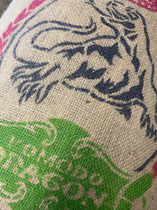 "RFA and Volcanic* Grown Bajawa ""Komodo Dragon"" - 12 ounce bag"
