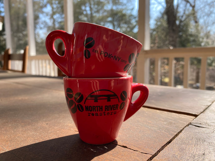 Red NRR Espresso Cup