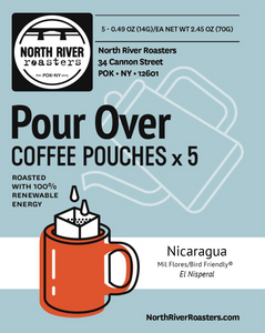 Pour Over Pouches - 5 Pack