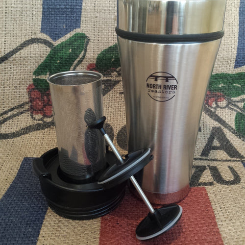 Stainless Steel Insulated Tea Tumbler
