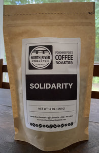 Solidarity Blend - Fair Trade and Volcanic* - 12 ounce bag