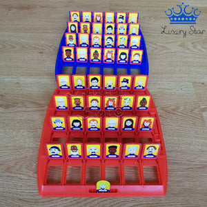Adivina Quien Juego Mesa Multijugador Guess Their Who Rubik Cube Star