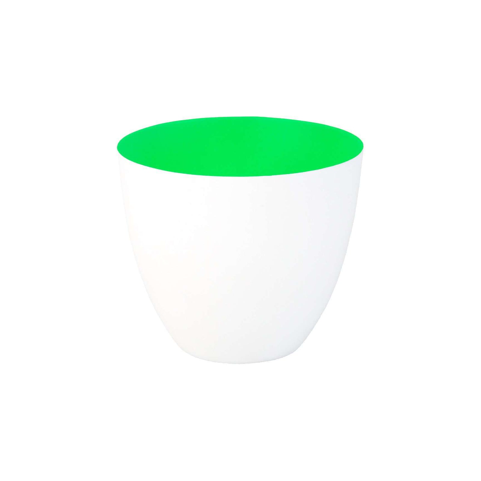 Tealight holder porcelain small fluo