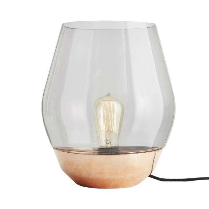 E27 bulb for Bowl table lamp