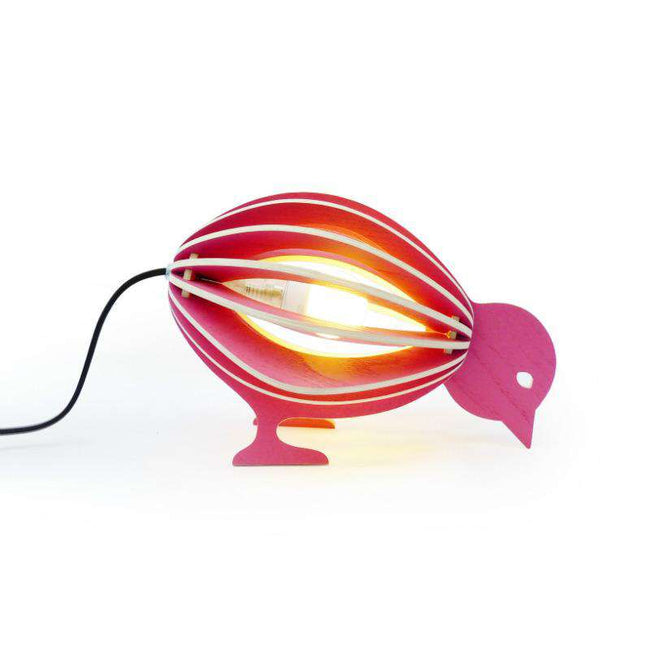 Gone's zooo lamp bird