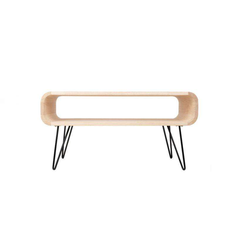 XLBoom Metro coffee table timber