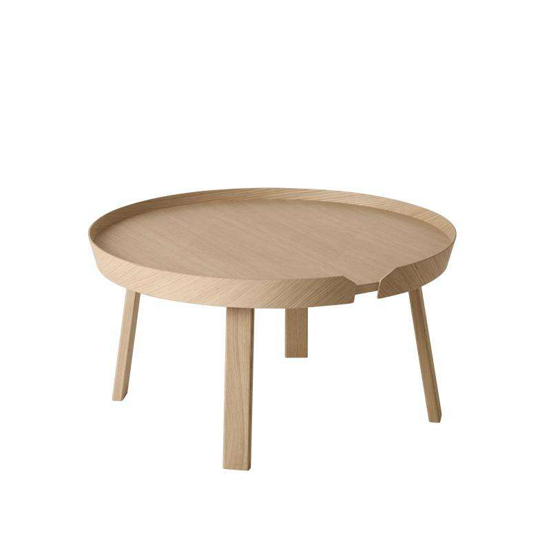 Muuto Around koffietafel large eik