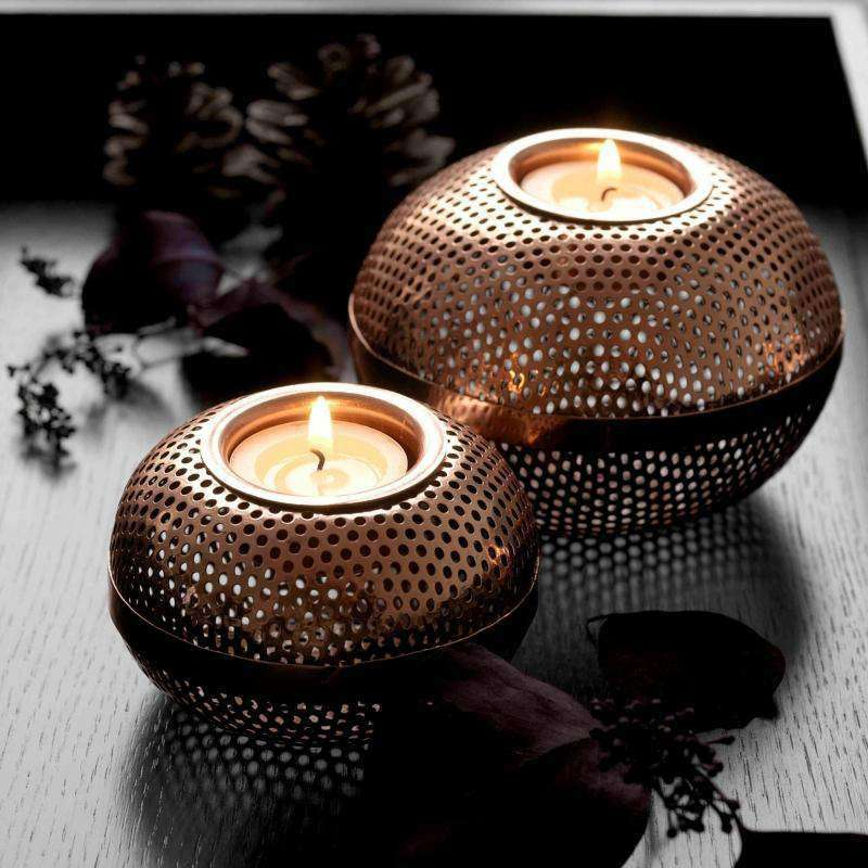 Hilda Tealight holder