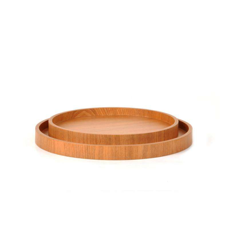 XLBoom low tray round ash