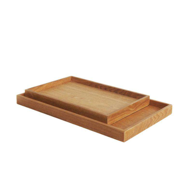 XLBoom low tray rectangular ash