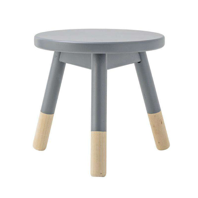 Bloomingville mini stool grey